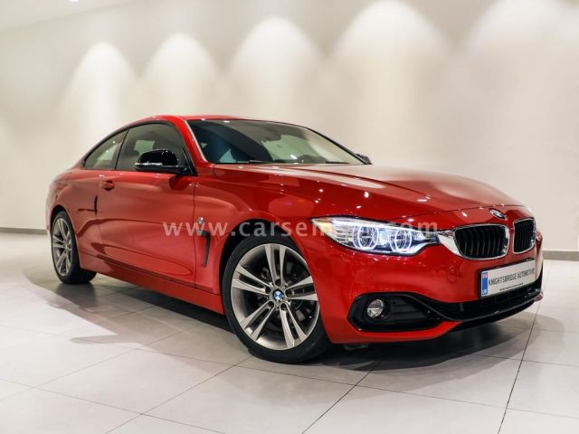 2014 BMW 4 Series 420i