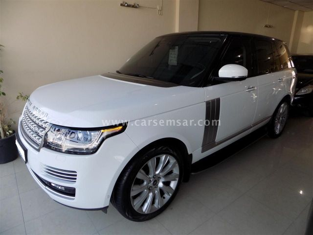 2014 Land Rover Range Rover Vogue Supercharged