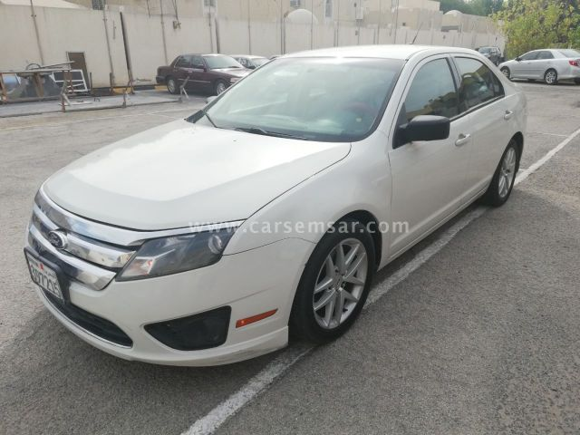 2011 Ford Fusion 2.5