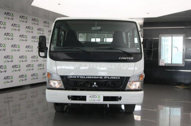 2017 Mitsubishi Fuso Canter