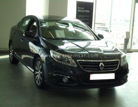 2016 Renault Safrane SE