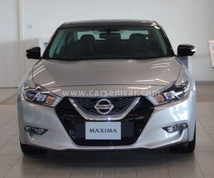 2016 Nissan Maxima SR