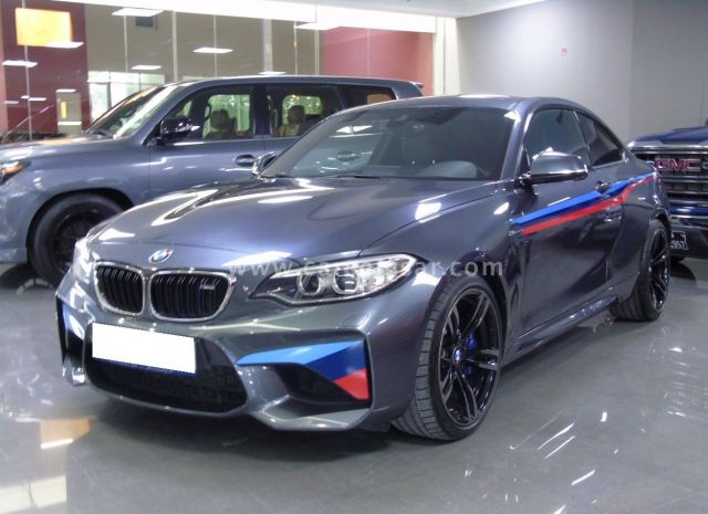 2017 BMW M2 4cyl