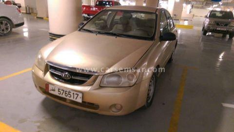 2007 Kia Cerato 2.0 EX