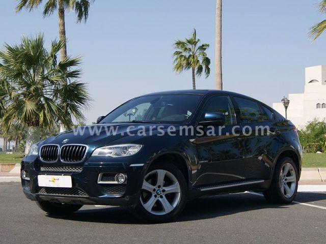2013 BMW X6 3.5 Sport