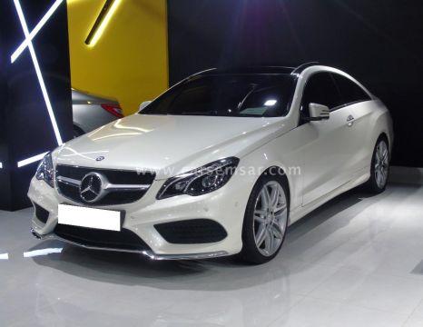 2016 Mercedes-Benz E-Class E 400 Coupe