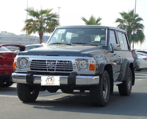 1997 Nissan Patrol Safari
