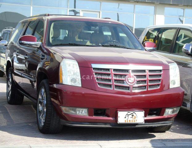 2008 Cadillac Escalade 6.2 V8
