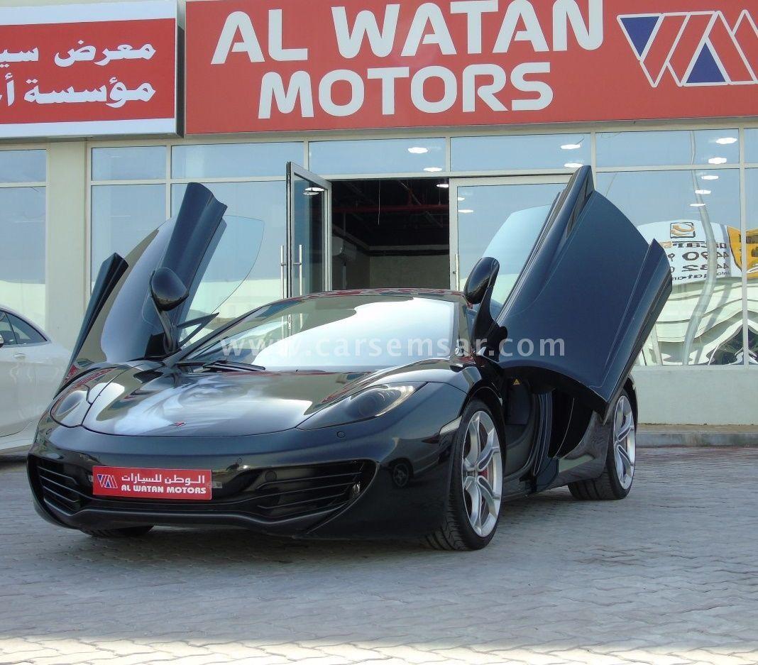 2012 McLaren MP4 12-c For Sale In Qatar
