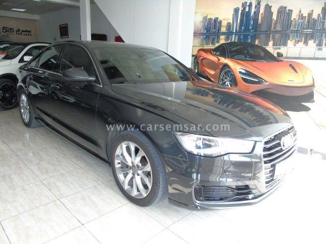 2016 Audi A6 3.5 TFSI