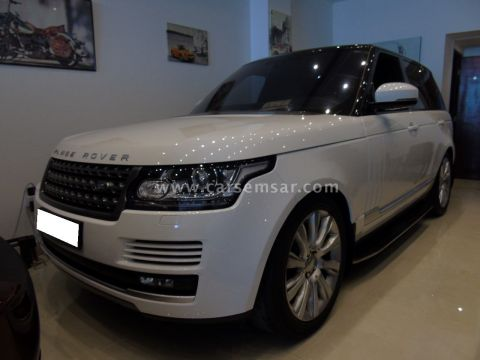 2016 Land Rover Range Rover Vogue