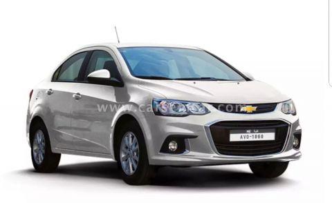 2019 Chevrolet Aveo 1.6
