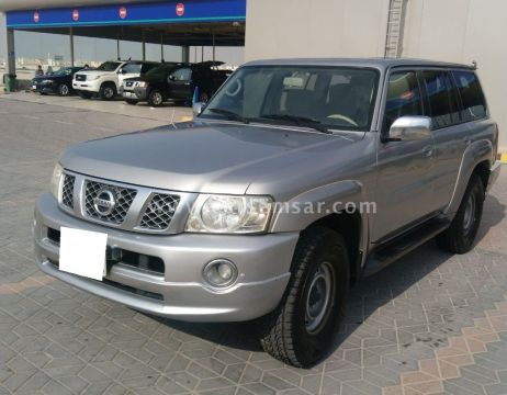 2006 Nissan Patrol Super Safari