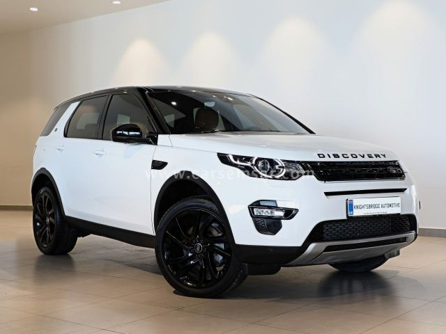 2015 لاند روفر ديسكاڤاري Discovery Sport HSE Luxury