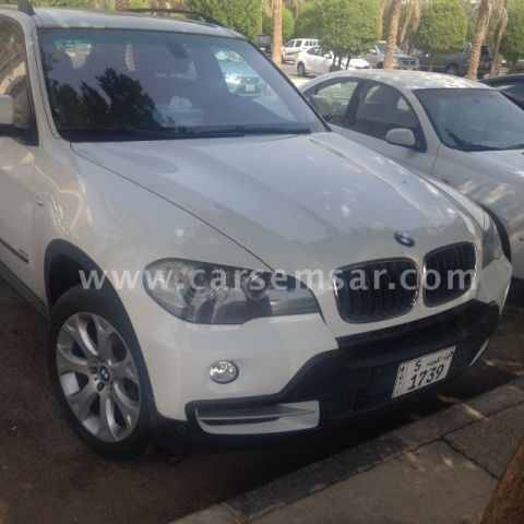 2007 BMW X5 3.0i Activity Automatic