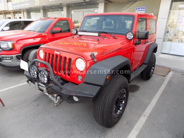2015 Jeep Wrangler  Rubicon 3.6