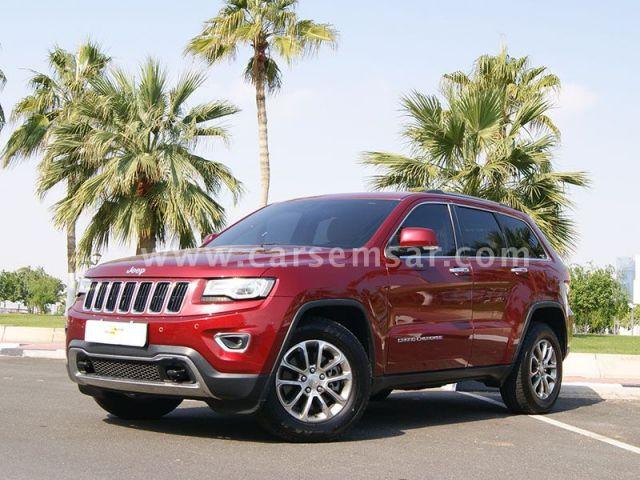 2014 Jeep Grand Cherokee 3.6 Limited 4x4