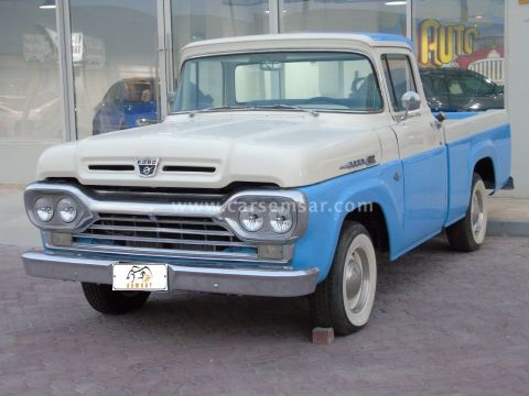 1960 Ford F 100 390