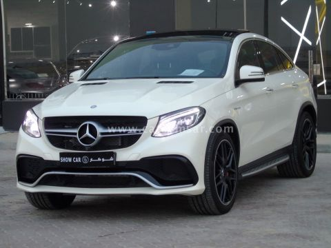 2017 Mercedes-Benz GLE Class 63 S AMG