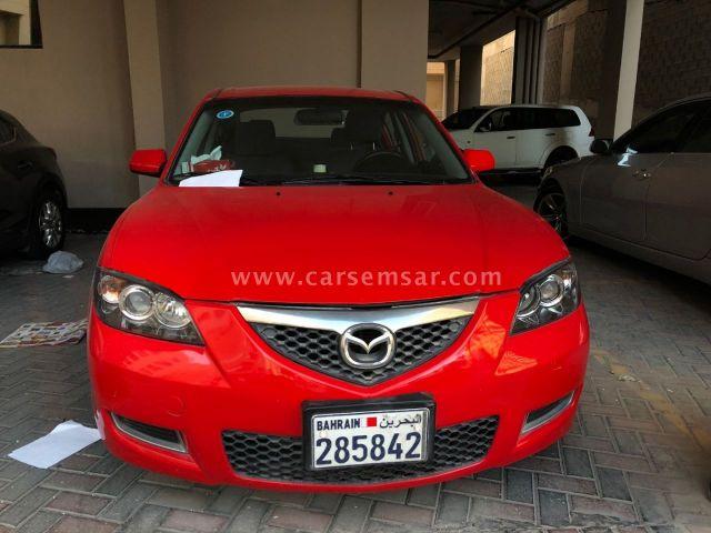 2008 Mazda 3 1.6 Original