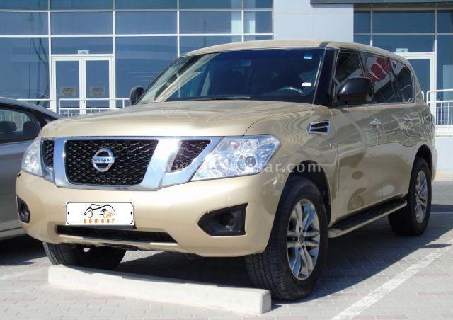 2014 Nissan Patrol XE