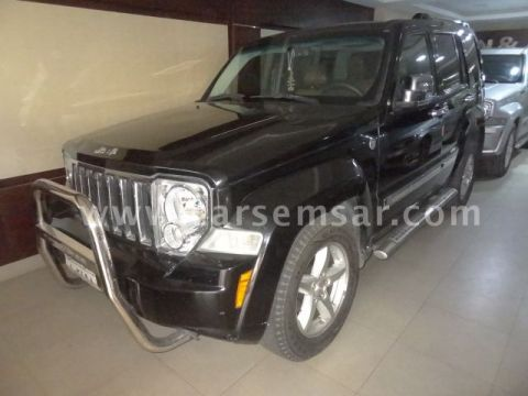 2007 Jeep Cherokee Limited 3.7