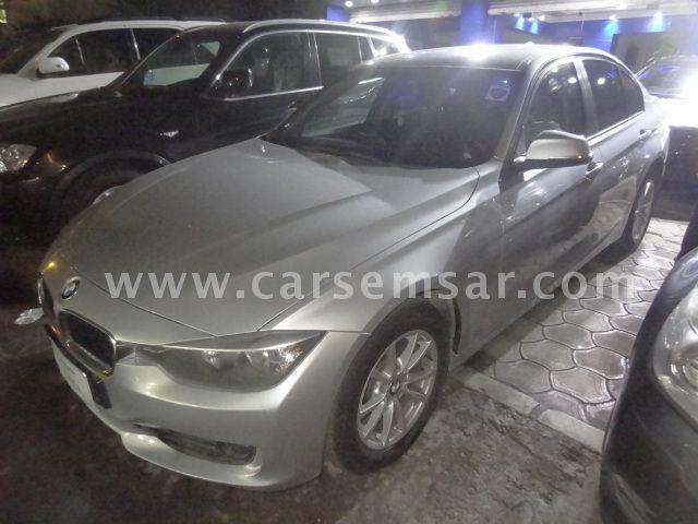 2017 BMW 3-Series 316i