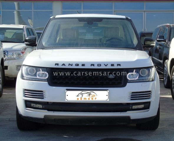 2013 Land Rover Range Rover Vogue Supercharged