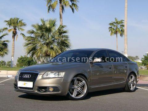 2010 Audi A6 3.0 T