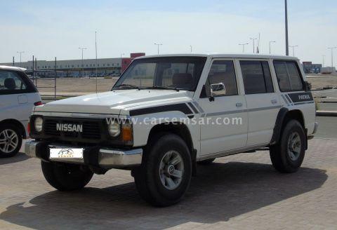1992 Nissan Patrol GL