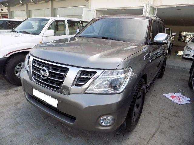 2010 Nissan Patrol Platinum