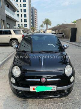 2012 Fiat 500 1.4