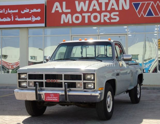 1984 جي ام سي سييرا 350