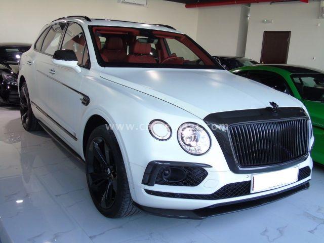 2018 Bentley Bentayga First Edition