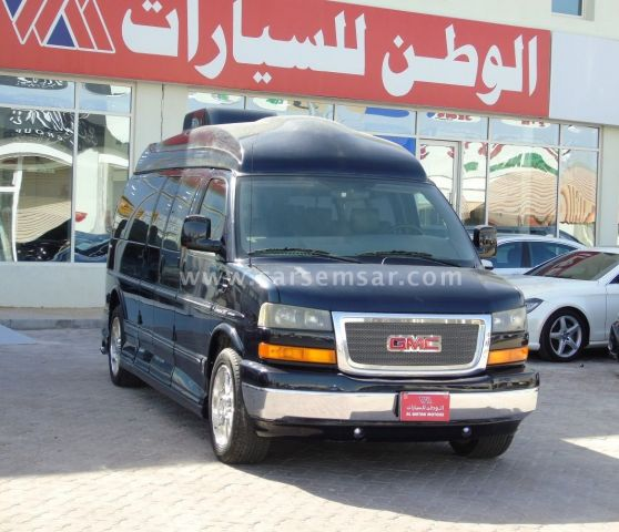 2012 GMC Savana Explorer Limited SE