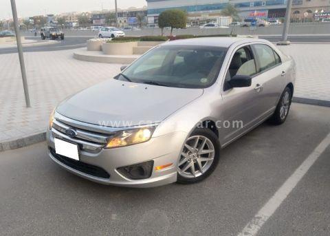 2011 Ford Fusion 2.2 SE