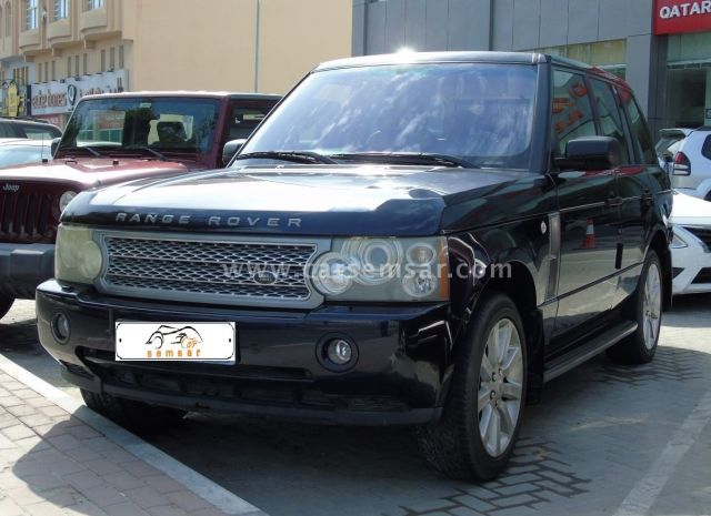 2007 Land Rover Range Rover Vogue Supercharged