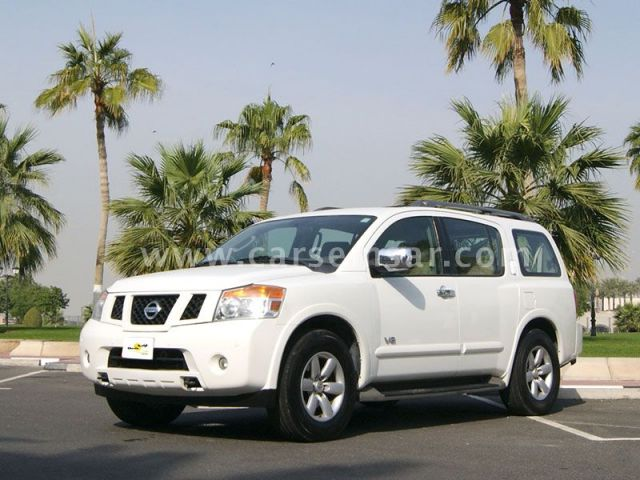 2011 Nissan Armada SE