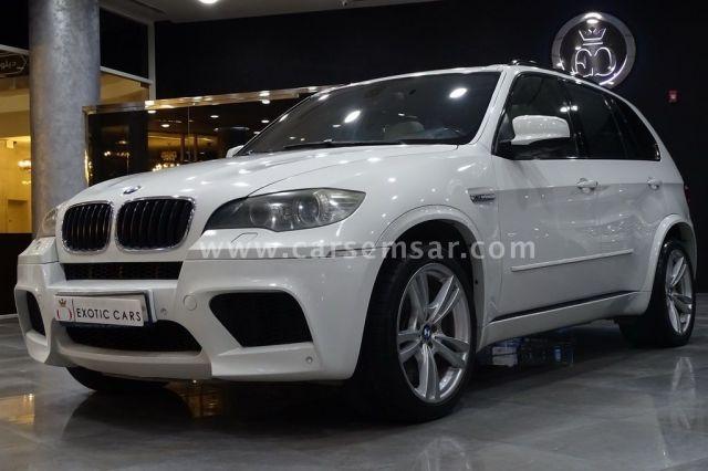 2010 BMW X5 M Power