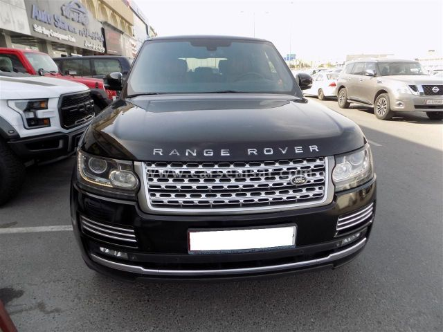 2014 Land Rover Range Rover Auto Biography