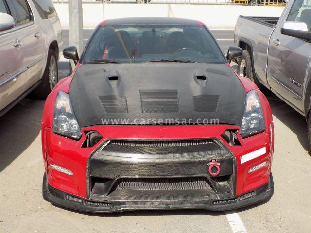 2009 نيسان GT-R Coupe