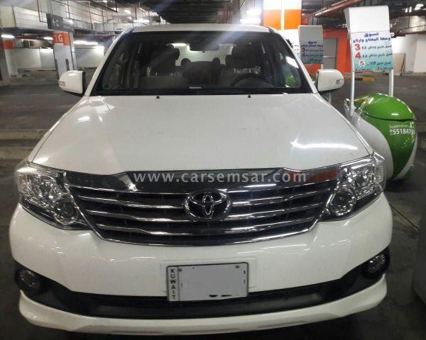 2015 Toyota Fortuner SR5