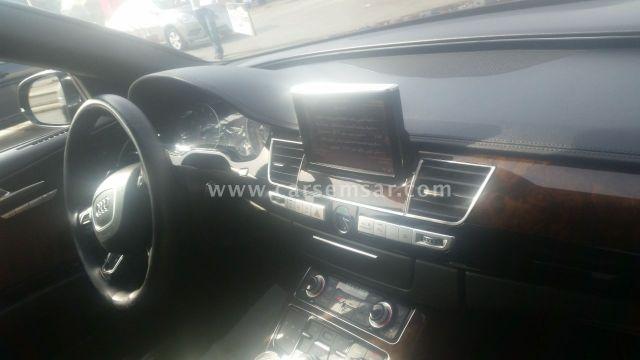 2016 Audi A8 L 50 TFSI Quattro