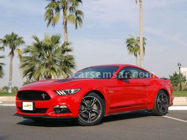 2016 فورد موستانج GT/CS