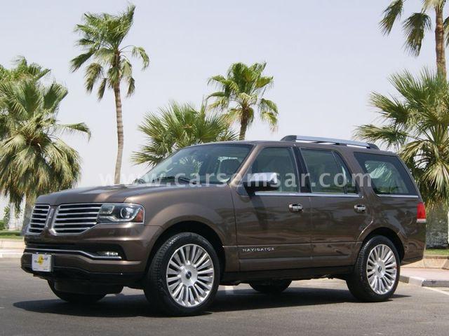 2016 Lincoln Navigator 3.5