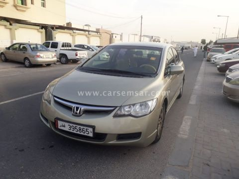 2008 Honda Civic 1.8 i VTEC