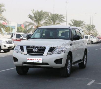 2019 Nissan Patrol XE