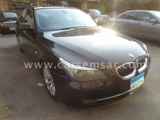 2008 BMW 5-Series 525i