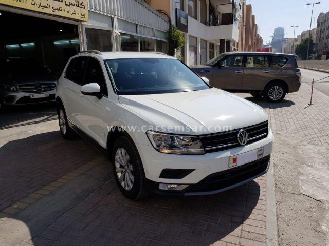 2017 Volkswagen Tiguan 2.0 TSI