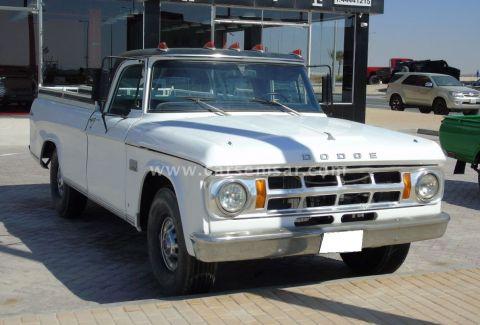 1996 دودج Classic Pickup 100